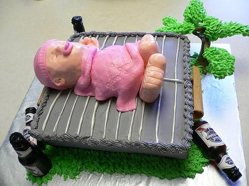 Baby Shower Cakes Gone Wrong