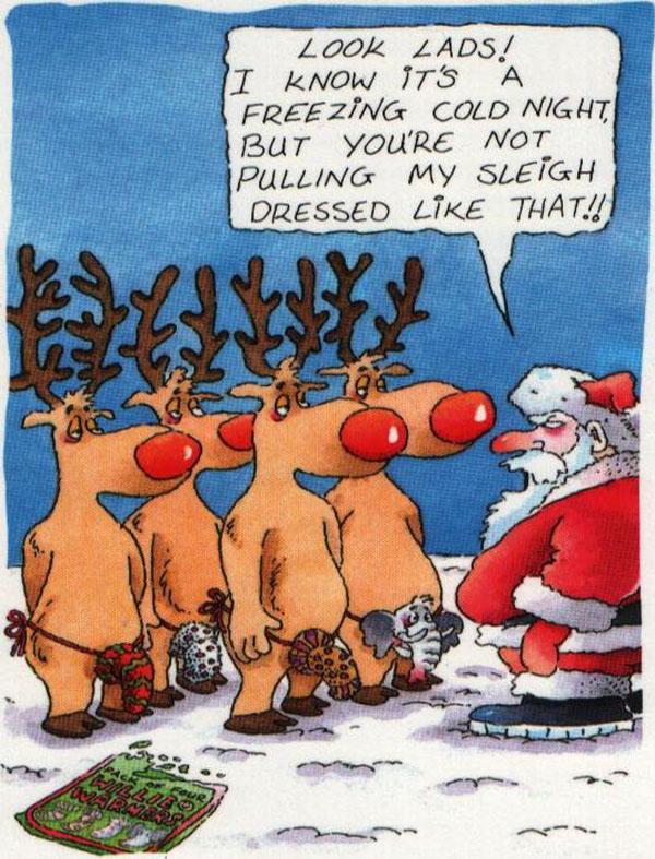 Christmas Jokes  Christmas One Liners